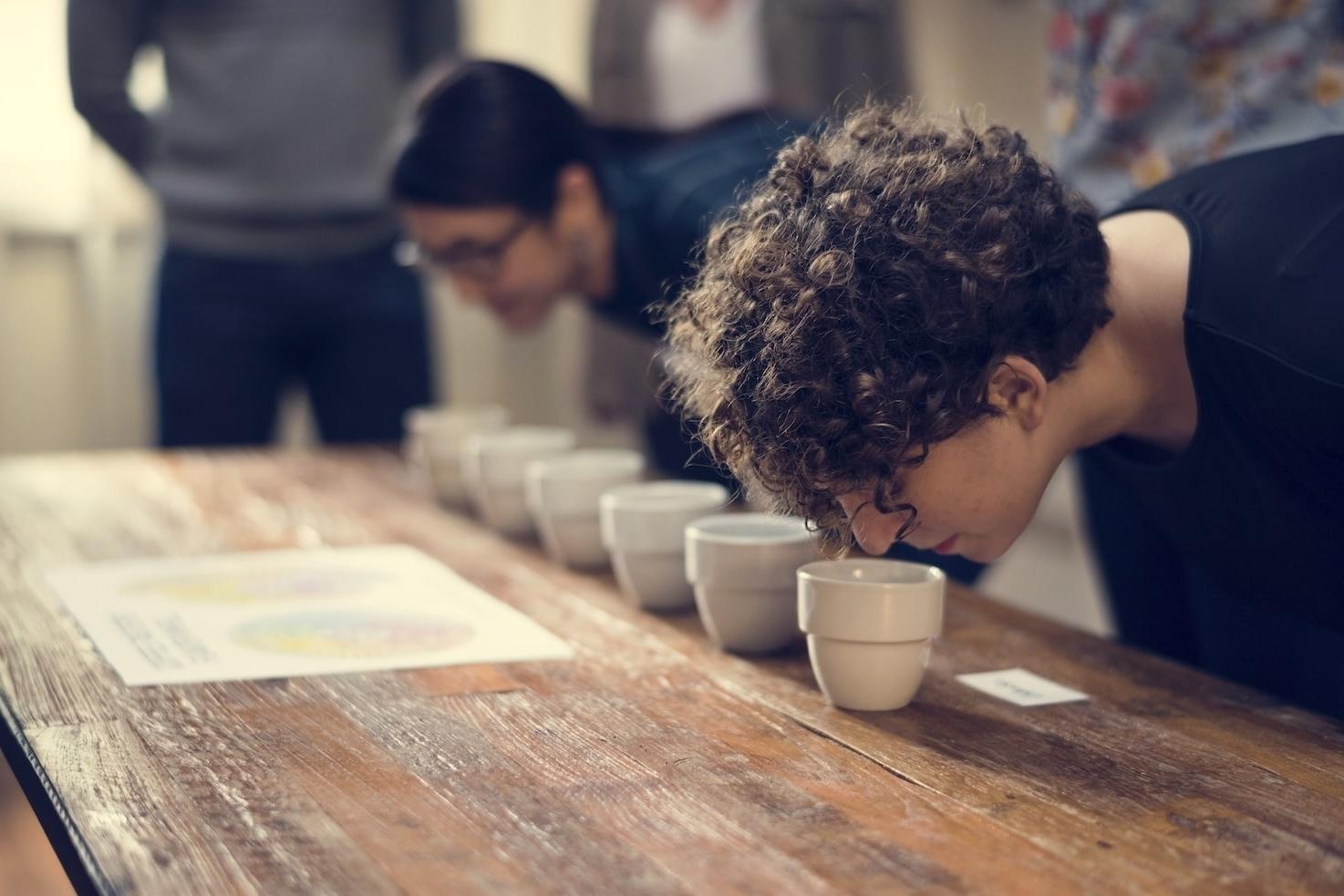 Différents types de cafés à gouter