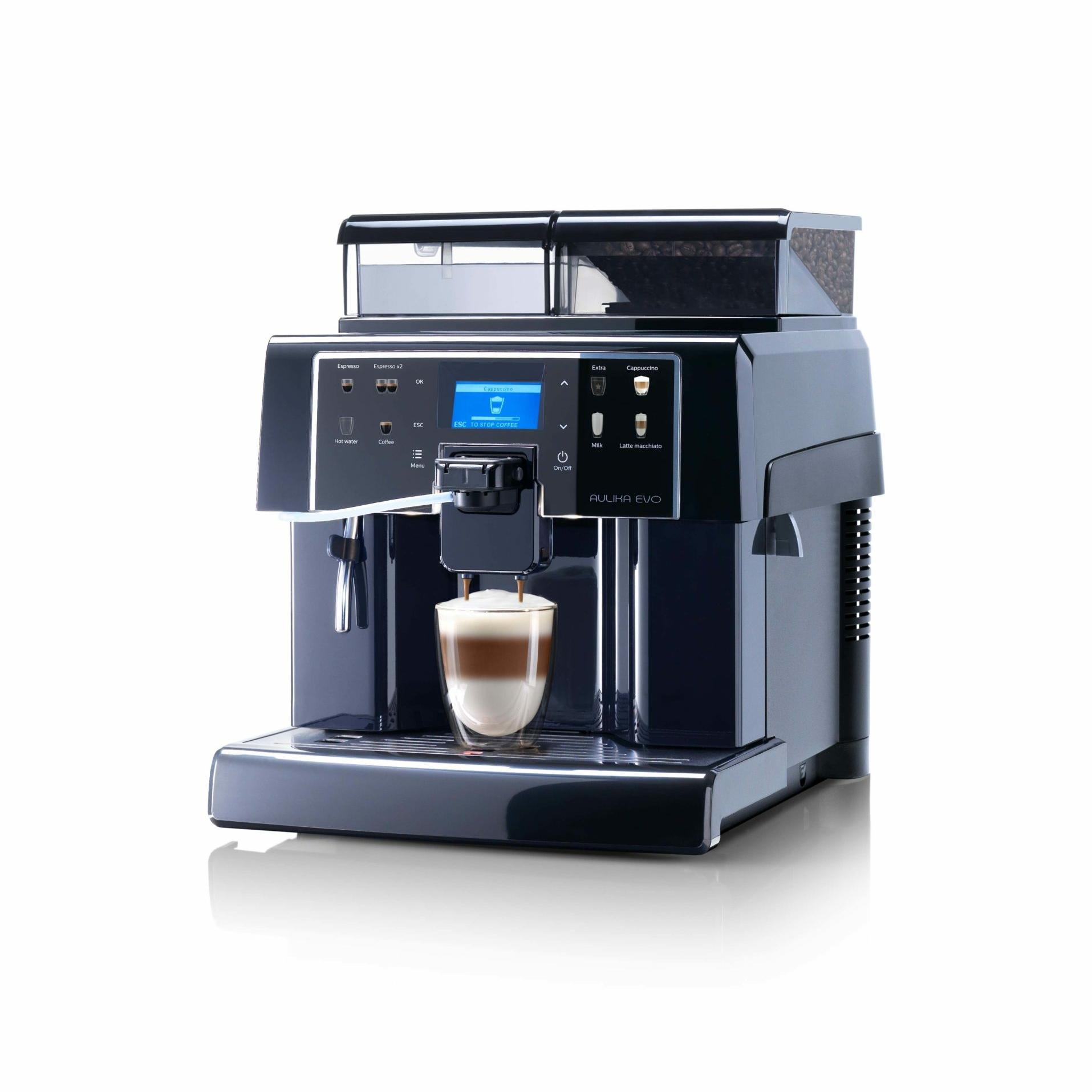 Machine à café SAECO AULIKA EVO FOCUS