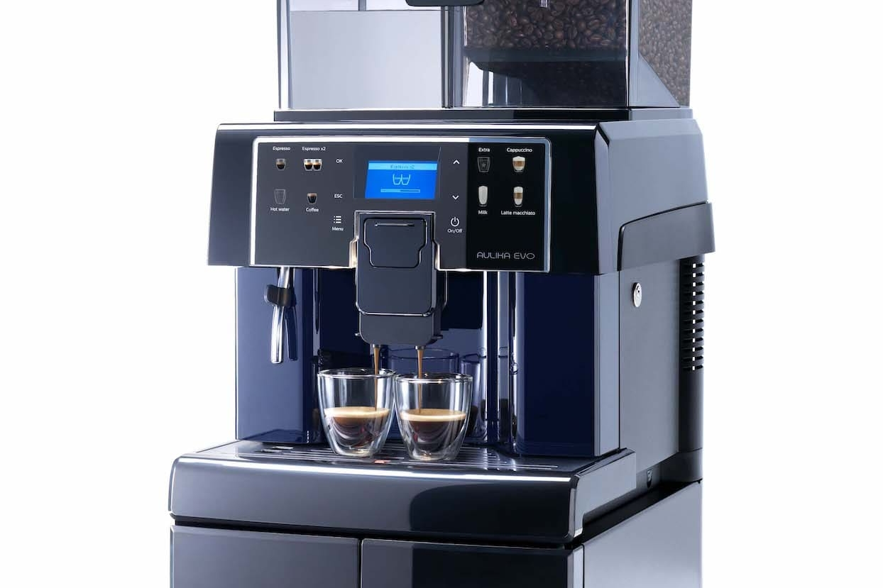Machine à café SAECO AULIKA EVO