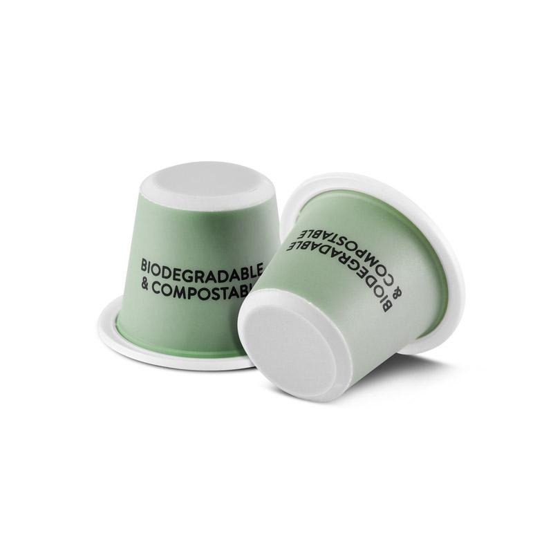 capsules café biodégradables