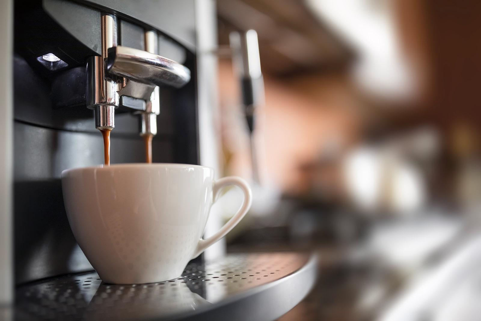 Entretien de machine à café grains