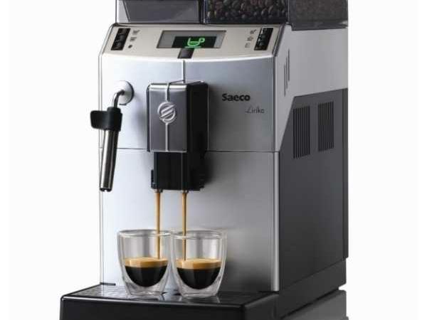 Machine à café SAECO LIRIKA PLUS