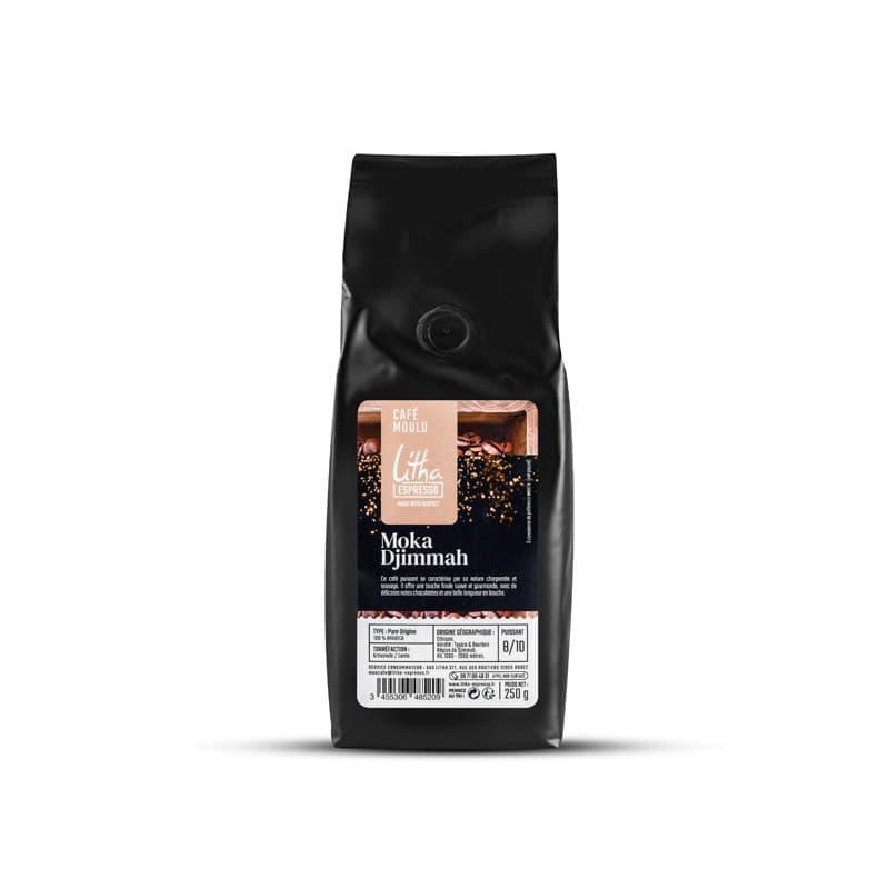 café origine Éthiopie
