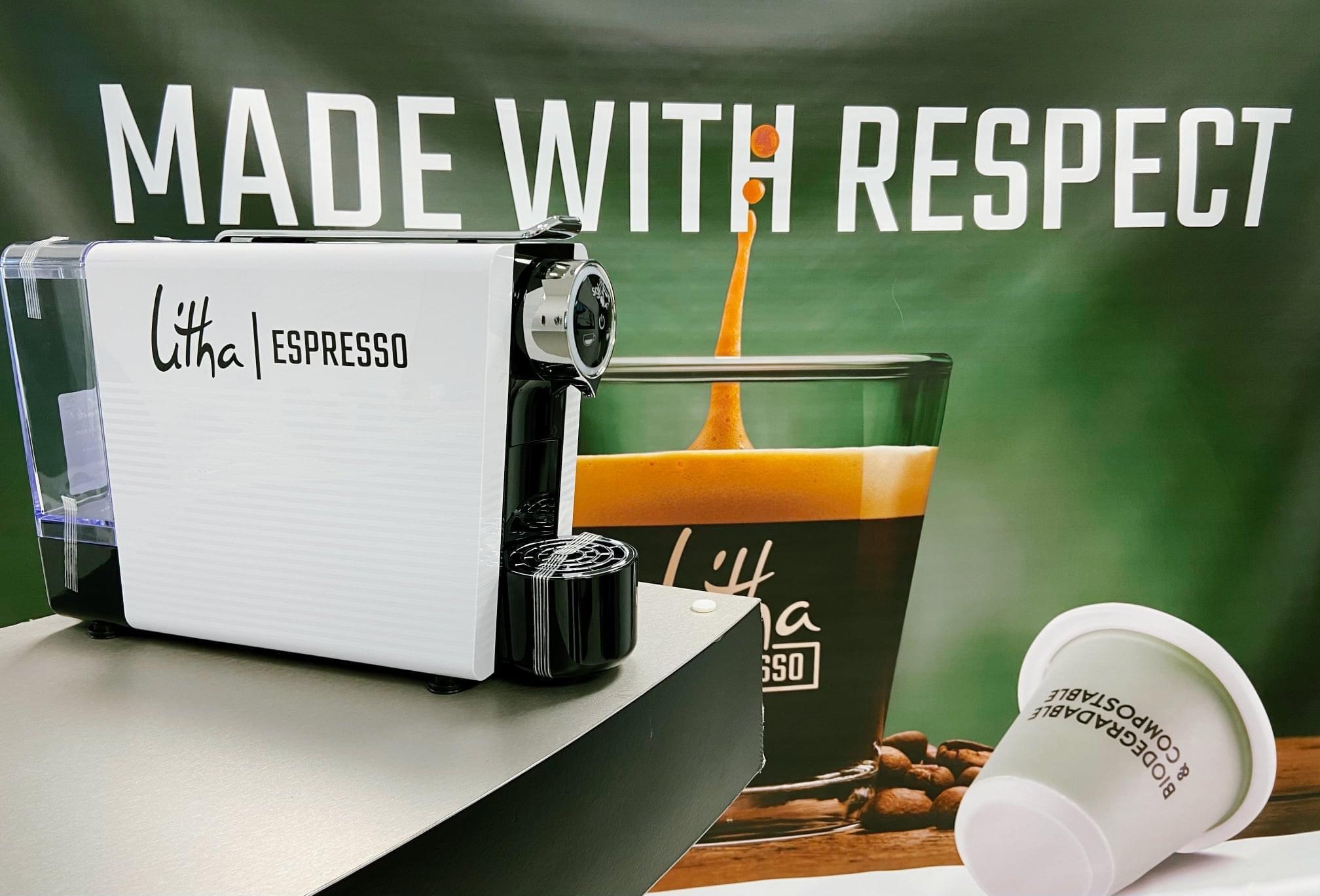 Machine à café capsule Smarty