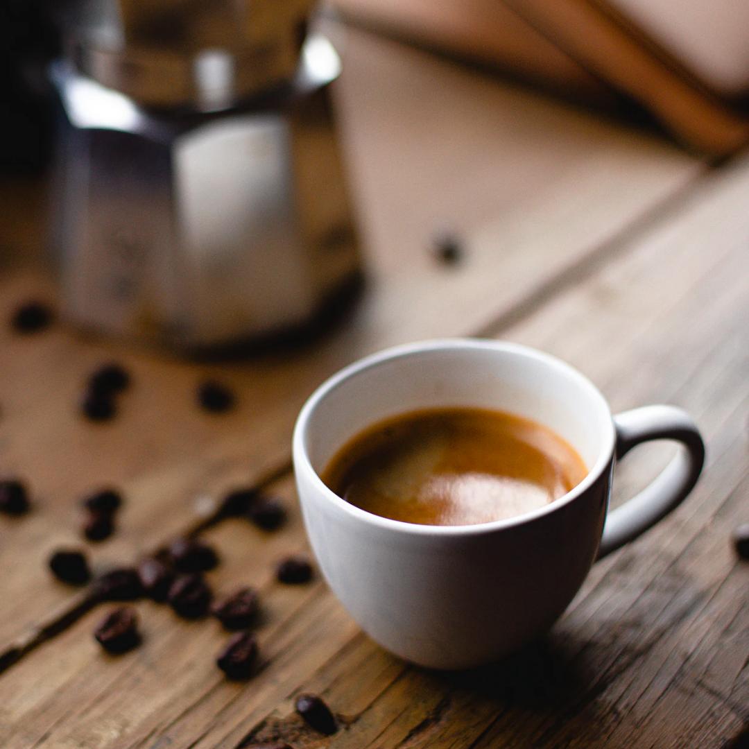 CAFÉ GOÛT - ESPRESSO
