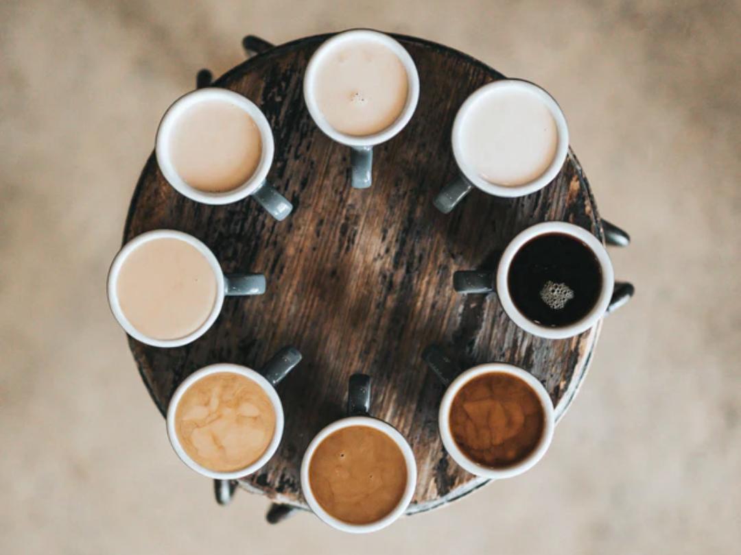 CAFÉ GOÛT - INTRODUCTION